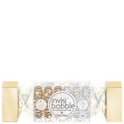 invisibobble DUO Cracker Hair Tie Gift Set Luxury Christmas ORIGINAL