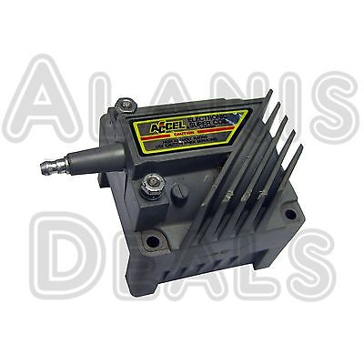 Accel Universal Ignition Electronic Coil HEI EXTERNAL 42000 Volts For Ford Dodge