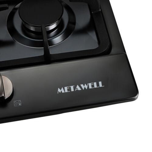"""METAWELL 27"""" Stainless Burner Built-in"""