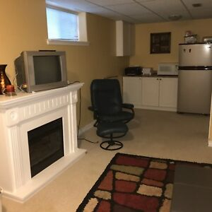Available furnished living area-private bath (female only)