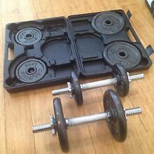 Celsius 20kg Weight Set Maroubra Eastern Suburbs Preview