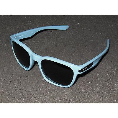 d0d3af6b00 New Oakley Garage Rock Sunglasses Blue Grey Retro Sport Lunettes  Sonnenbrille
