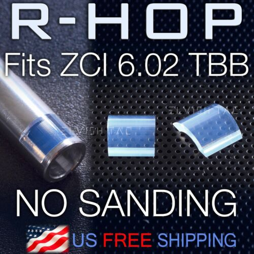 RHOP Perfect Fit ZCI 6.02mm AEG TBB Tightbore Airsoft Barrel NO Sanding Needed