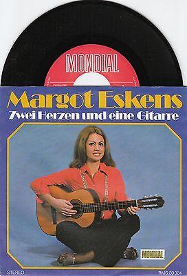 MARGOT ESKENS Zwei Herzen und eine Gitarre 45/GER/PIC