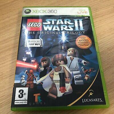 XBOX 360 - LEGO Star Wars II: The Original Trilogy