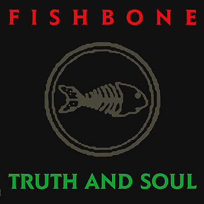 Fishbone - Truth And Soul [LP] (Limited  2900 Cherry Red/100 Green) NEW