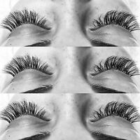 Salon Experience, Home Based Prices! $55 Premium Lashes