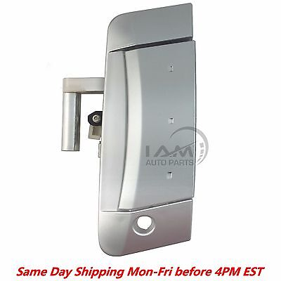 Fits 2003 2009 Nissan 350Z LeftDriver Outside Exterior Outer Silver Door Handle