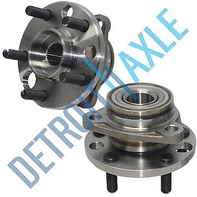 Buick Cadillac Chevy Pontiac Front Left or Right Wheel Hub & Wheel Bearing Pair