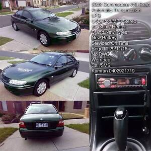 URGENT! 2002 LPG/Gas Dual Fuel Holden Commodore Werribee Wyndham Area Preview