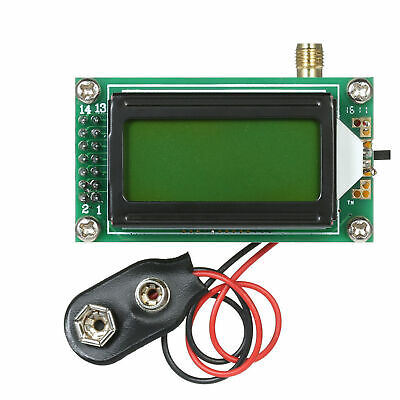 High Accuracy Frequency Counter Rf Meter 1500 Mhz Tester Module For Ham Radio