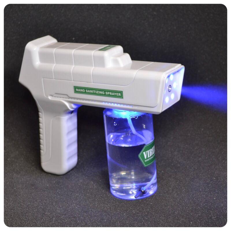🔰 DISINFECTING SPRAYER 💦🦠 Sanitizer Portable Mister Sprayer NANO 🇺🇸 US ShiP