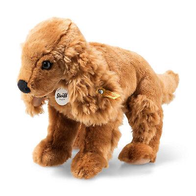 Steiff 083464 Linda Schlenker-Cocker Spaniel Kuscheltier Stofftier Hund Neu Ovp