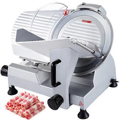 Electric Meat Slicer 10 Blade Home Deli Meat Food Slicer Premium Home Kitchen