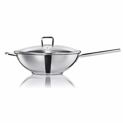 Vivo by Villeroy & Boch Group CW0529 Stainless Steel Wok | 30...