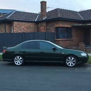 2003 Ford Falcon Sedan Carnegie Glen Eira Area Preview