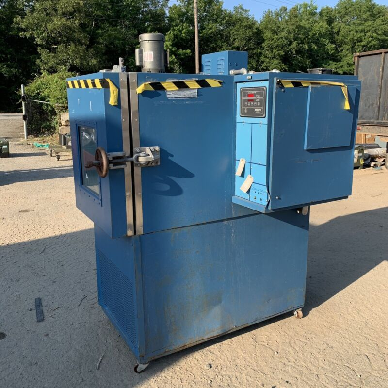 Altitude Simulator T5ST Tenney 230VAC 1-Phase 33A