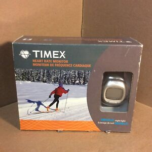 Timex Digital Heart Rate Monitor - BRAND NEW