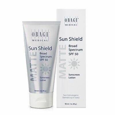 Obagi Sun Shield Matte Broad Spectrum SPF 50 (3 oz)