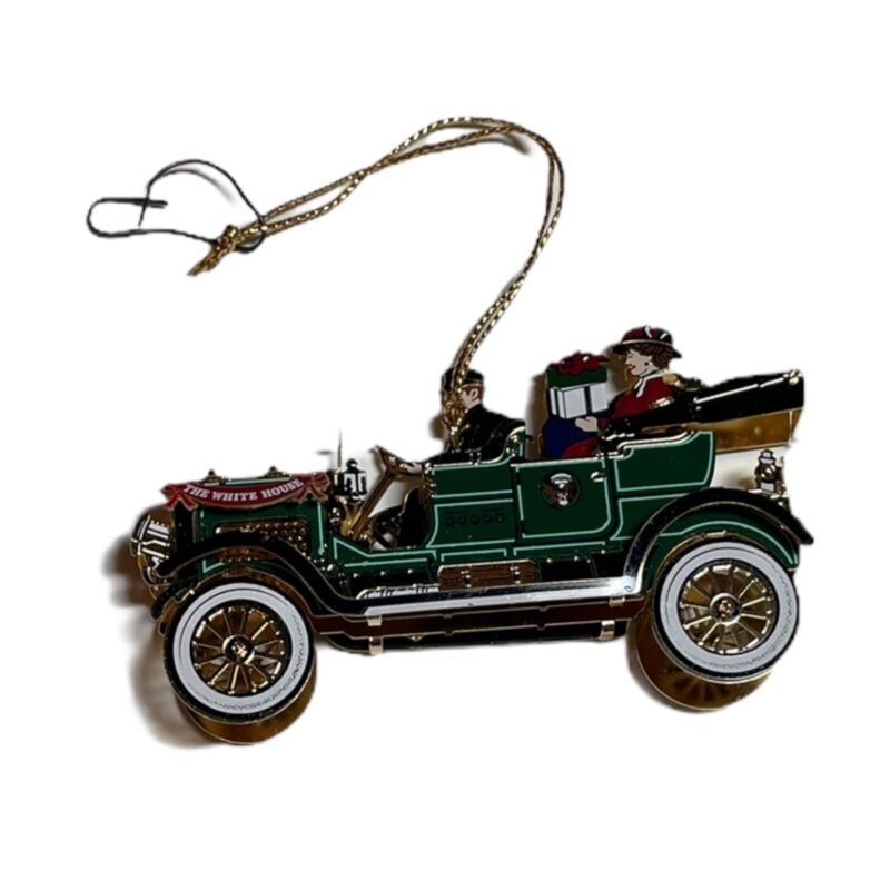 The White House Historical Association Christmas Ornament 2012 Car - NO BOX