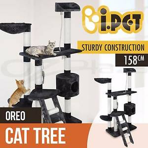 Cat Scratching Post Tree Gym House Scratcher Pole 158cm New Perth Perth City Area Preview