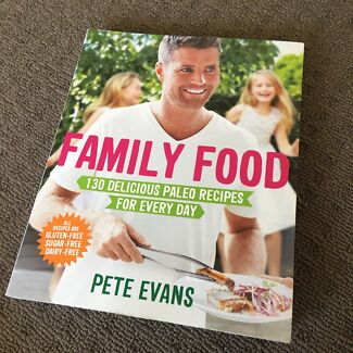 Pete evans in joondalup area wa nonfiction books gumtree recipe cookbook family food pete evans forumfinder Images