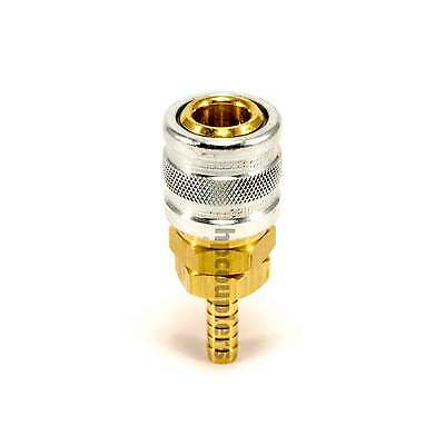 Foster 3653 - 516 Id Hose Barb 14 Industrial Coupler Brass Air Fitting M