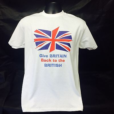 Brexit   British T Shirt  Sizes Small To Xxxl