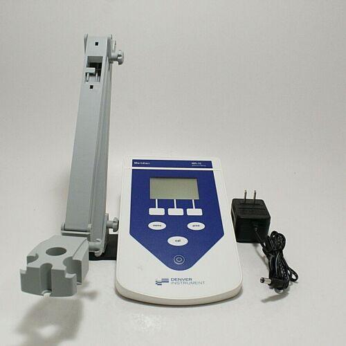Denver Instrument Meridian MR-1- pH Meter, Bench Top