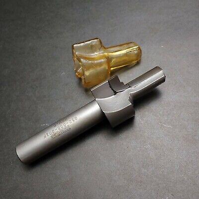 Nice Tosco Carbide Port Cutter 1-12 Max Dia. 34 S. Cavity Machinist Contour