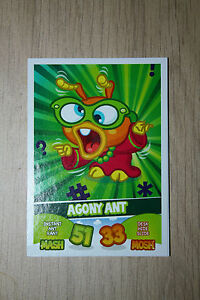 5x Moshi Monsters Series 1 Trading Cards - Your Choice