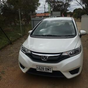 Honda Jazz VTI white 5 speed manual low kl 5050 Paralowie Salisbury Area Preview