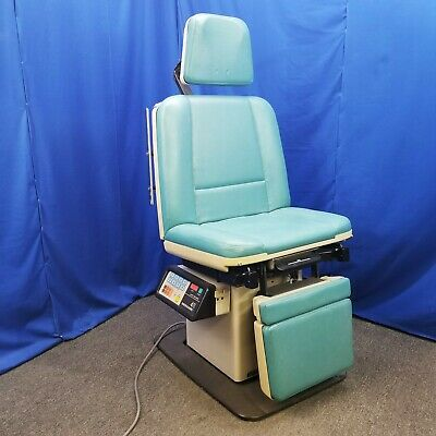 Midmark Ritter 411 Dental Procedure Power Exam Table