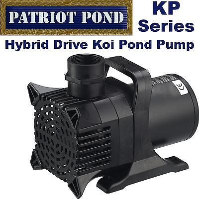 10,000 GPH Koi Pond & Waterfall Pump ...
