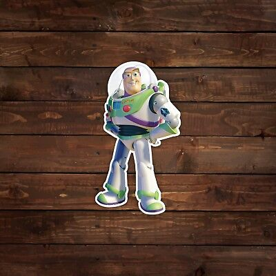 Buzz Lightyear (Toy Story) Decal/Sticker, used for sale  Shipping to India