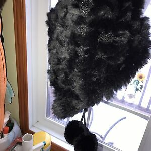 Danier neck muff, real fur