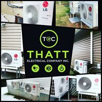 LG Heat pumps * Military Discount * FREE QUOTES*