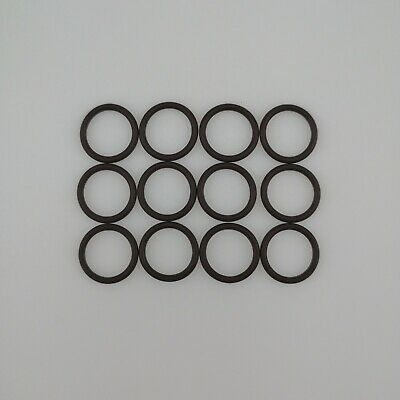 12 Pcs 248130 Bulk O-ring Kits Fits Graco Fusion Air Purge Spray Ap Gun