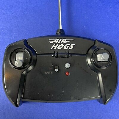 Air Hogs Replacement Remote 2006 Spin Master Black