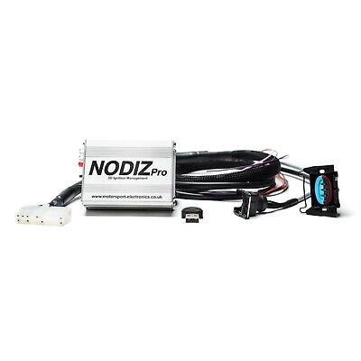 NODIZ Pro Ignition Only ECU With Ford Zetec / Duratec Loom - Bike Carbs or DCOES