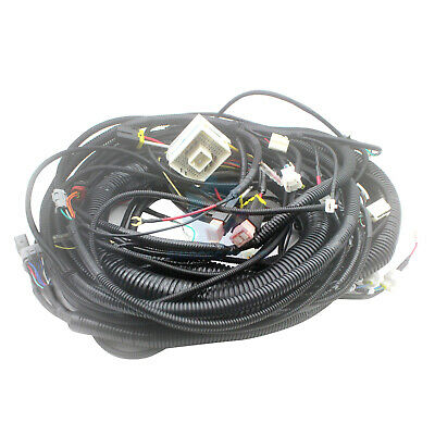 Outer External Wire Harness 0001836 For Hitachi Ex200-3 Ex200lc-3 Excavator