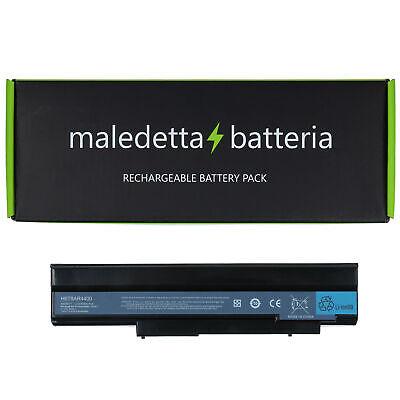 Batteria POTENZIATA 5200mAh Acer Extensa 5220 5235 5635G 5635Z (YT1)