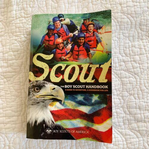 Scout- The Boy Scout Handbook 2012
