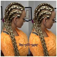 TRESSE AFRICAINE,crochet BRAID, tissage 24h/24