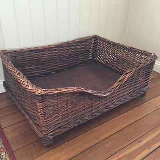Wicker Dog Bed Pimlico Townsville City Preview