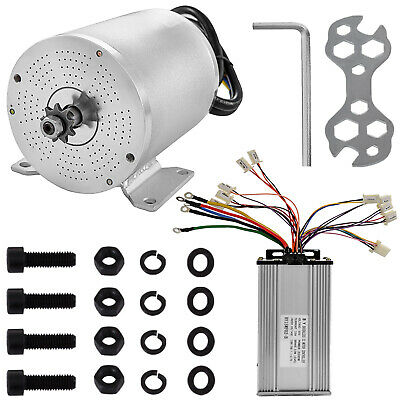 Electric Brushless Motor Controller 2500w 60v Dc For E-bike Scooter Bicycle