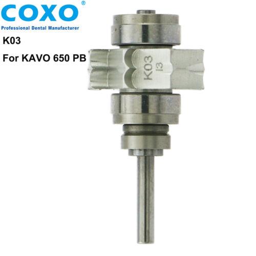 COXO Dental Spare Rotor Cartridge K03 KAVO High Speed Turbine Handpiece 650 PB