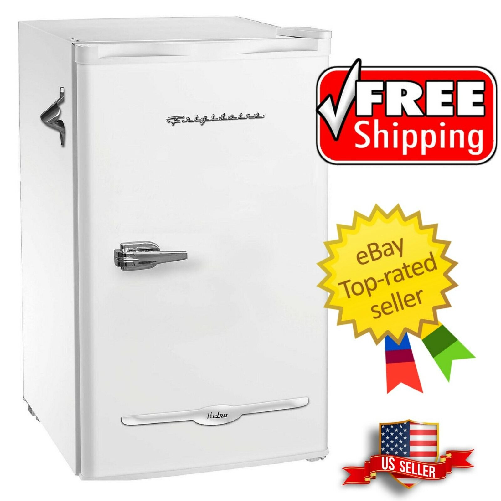 3 2 cu ft retro fridge