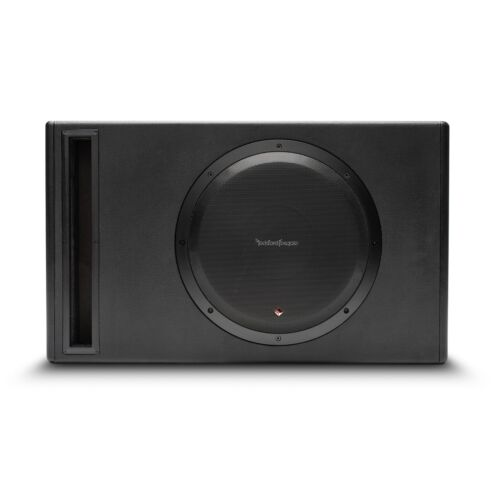 "Rockford Fosgate P500-12P Single 12"" 500 Watt Powered Subwoo"