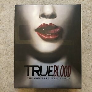 True Blood TV Series on Blu Ray! watched Once! Like New
